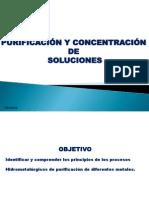 PCM II Sesion XI Purificacion