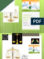 INDIAN JUDICIARY REPORT.pptx