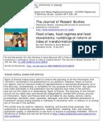 2011 Holt G+Shattuck Food Crises-regimes-movements
