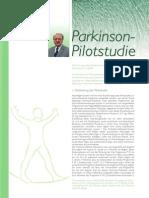 Studiu medical Parkinson germană