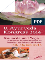 Ayurveda Kongress 2014