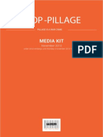 Stop Pillage - Media kit