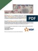 EDFlanceEDF Pulse