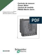 Manual PM500