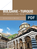 Bulgarie Turquie