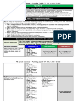7th grade 3rd quarter planning guide sy13-14 draft version b