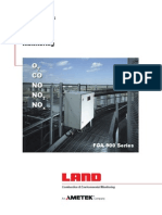 LAND FGA 900 Series English