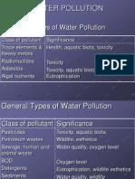 Kimia Lingkungan 5 Water Pollution