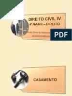 Direito+de+Familia+ +Material+de+Apoio+ +Casamento+Parte+i