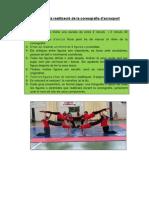 Normes per la realització de la coreografia d