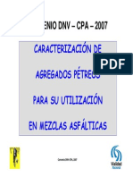 2007 Agregados DNV