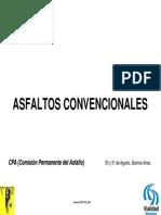 Asfaltos Convencionales CPA