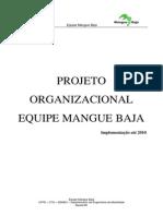 Projeto Organizacional Equipe Mangue Baja
