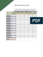 Planilla Universal de Cálculo - IRAM