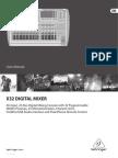 behringer x32 manual