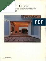 38047591 Morin 1986 El Metodo 3 El Conocimiento Del Conocimiento
