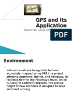 GPS and Its Application