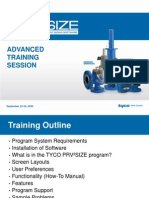 Tyco PRV2 Sizing Program