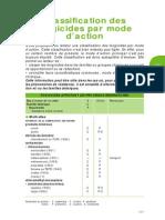 Classification Des Fongicides