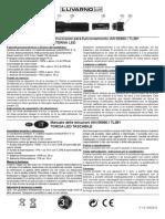 Linterna LIDL Livarno LED - 56990_ES_PT