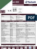 Laminat Revelation 832 - Tehnički list.pdf