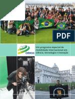 O Programa Ciência Sem Fronteiras e  a Universidade Estadual da Paraíba