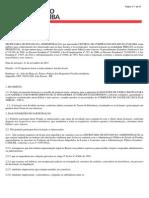 EDITAL DO PREGÃO 485.2013 - AQUISIÇÃO DE SOLUÇÃO DE LINHA LIQUIDA PARA LAVANDERIA