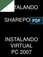 Installing SharePoint 2007