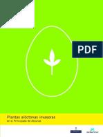 Botanica - Flora Iberica - Plantas Aloctonas Invasoras en El Principado de Asturias