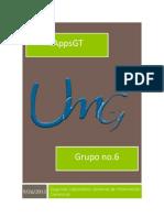 Descripción de proyecto2 SIG