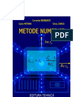 METODE NUMERICE (Berbente).PDF