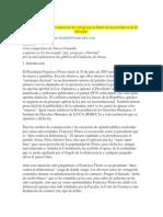 Actos de corrupcción en El Salvador. Revista Rebelión