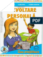 DEZVOLTARE PERSONALA CLS 0