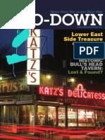 The Lo-Down Magazine - November 2013