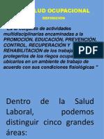 PATOLOGIA LABORAL