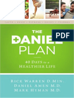 The Daniel Plan by Rick Warren, Dr. Daniel Amen, Dr. Mark Hyman (sampler)