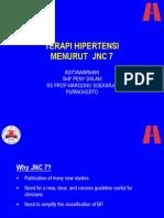 hipertensi menurut jnc7.ppt