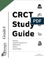 grade 6 study guide ga13 final