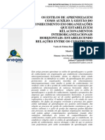 OS ESTILOS DE APRENDIZAGEM.pdf
