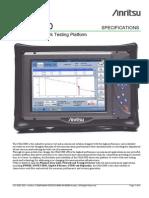 6268 CMA5000 Platform