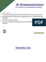 Sistema de Remuneraciones Unidad1