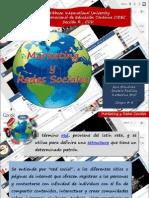 Redes Sociales y Marketing Grupo5 SeccionR CIDEC 05112013