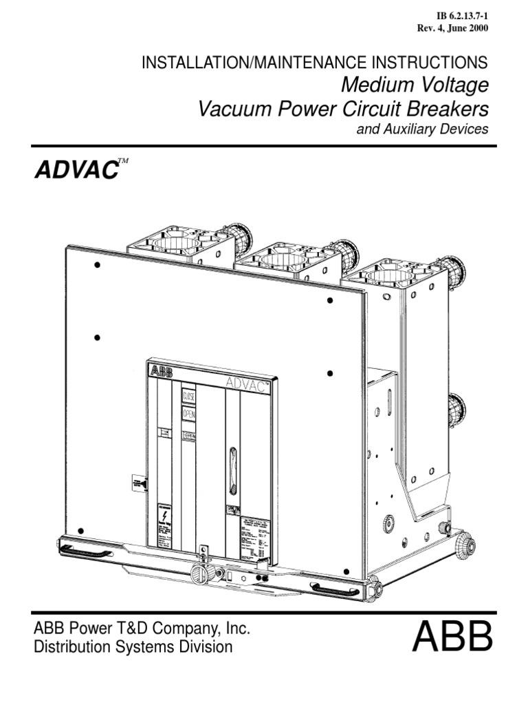 accesorios abb switch insulator (electricity)Abb Power Circuit Breaker Wiring Diagram #20