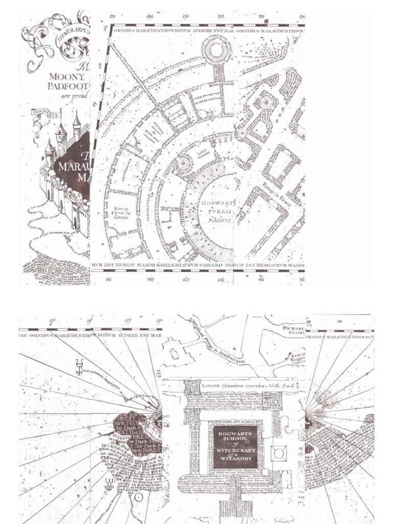 photograph regarding Printable Marauders Map called Best 12 Marauders Map Obtain Pdf - Stunning Very little