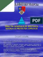 Prezentare DGASPC Vrancea.pps