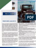 Camiones m2106 Ficha Tecnica