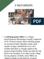 SELF HELP GROUPS.pptx