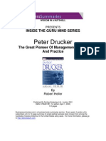 17231806 Peter Drucker Teachings