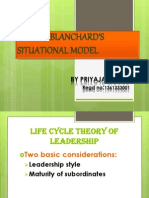 HARSEY-BLANCHARD'S SITUATIONAL MODEL.pptx