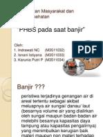 IKM PHBS Banjir